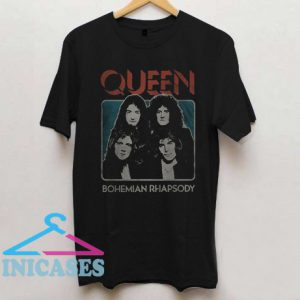 Queen Bohemian Rhapsody T Shirt