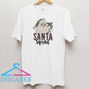 Santa Squad T shirt