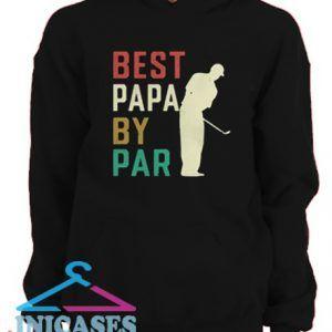 Best Papa by par Hoodie pullover