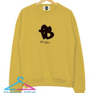 Fubu Logo Sweatshirt Men And Women