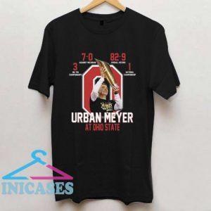 Urban Meyer at Ohio State T Shirt