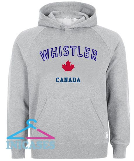 Whistler Canada Hoodie pullover
