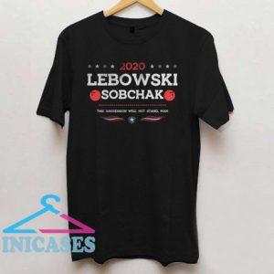 2020 Lebowski Sobchak T Shirt
