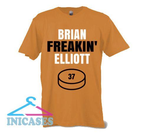 Brian Freakin Elliott Philadelphia Hockey Fan T Shirt