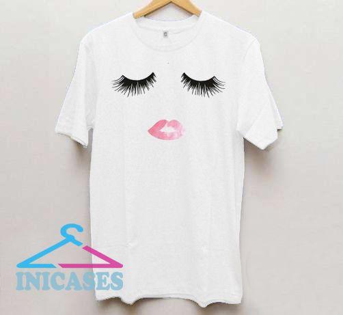 Eyelashes T Shirt