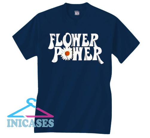 Flower Power T Shirt