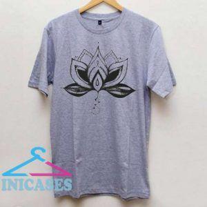 Lotus Flower T Shirt