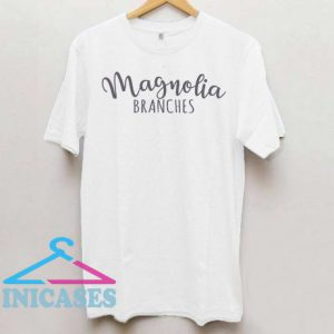 Magnolia Branches T Shirt