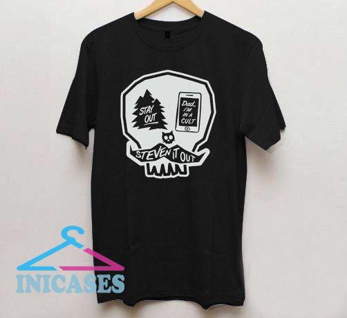 My Favorite Murder Mashup Skull Tee T Shirt