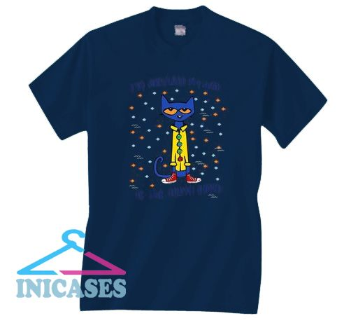 Pete cat I've grooved my way to the 100th day T Shirt
