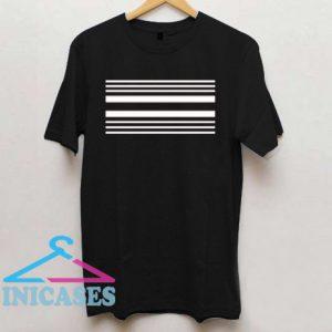 Stripe White T Shirt