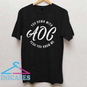AOC T Shirt