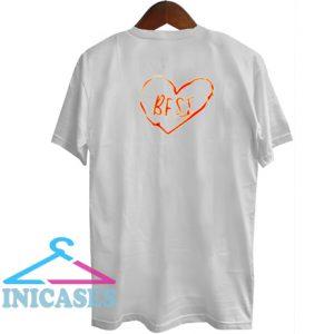 Best White Back T Shirt
