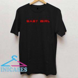Black Baby Girl T Shirt