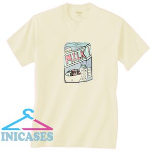 Box Cereal Milk T Shirt
