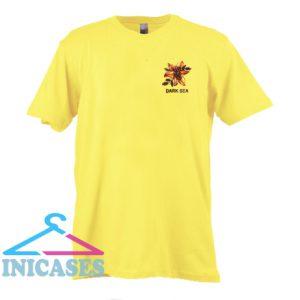 DARK.SEA Flower T Shirt