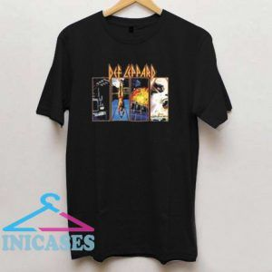 Def Leppard Graphic T shirt