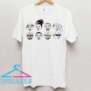 Hip Hop Heads T Shirt