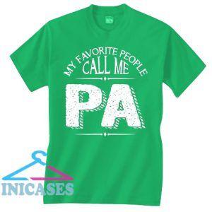 PA Grandfather T Shirt