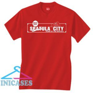 SPATULA CITY T Shirt