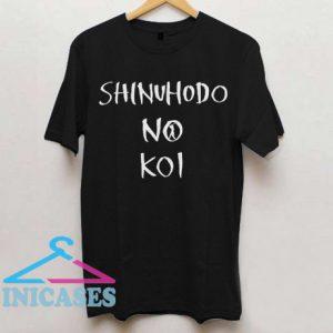 Shinuhodo No Koi T Shirt