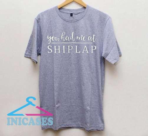 Shiplap T Shirt