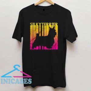 Silky Terrier dog T shirt