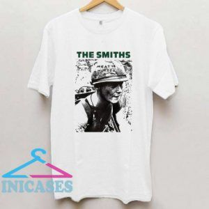 The Smiths Meat Is Murder T Shirt