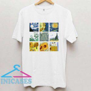 Vincent Van Gogh T Shirt