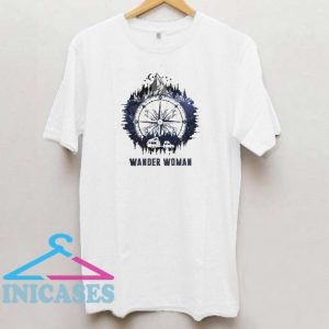 Wander woman T Shirt