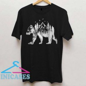 Wild Bear Woods T Shirt