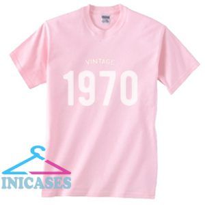 1970 T Shirt