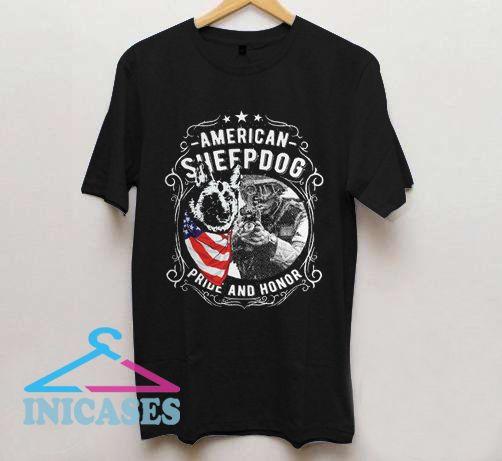 American Sheepdog T Shirt