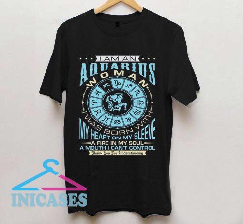 Aquarius Woman T shirt