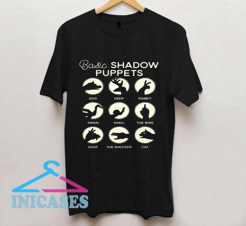 Basic Shadow Puppets T Shirt