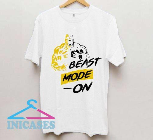 Beast Mode On T Shirt