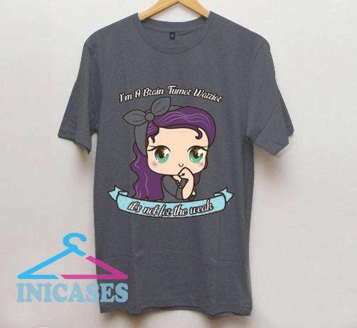 Brain Tumor Awareness T Shirt