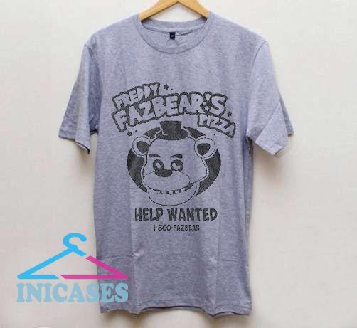 Freddy's T shirt