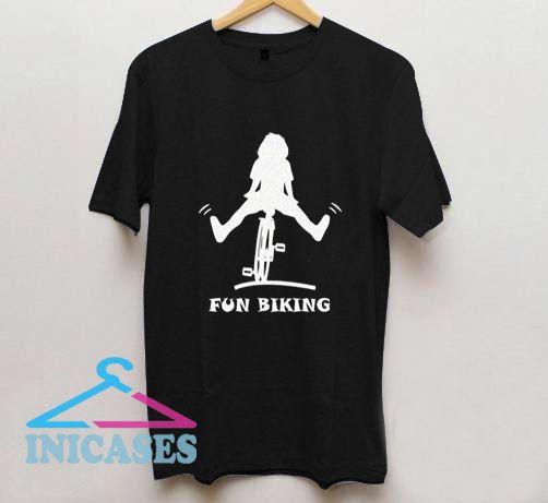 Fun Biking T shirt