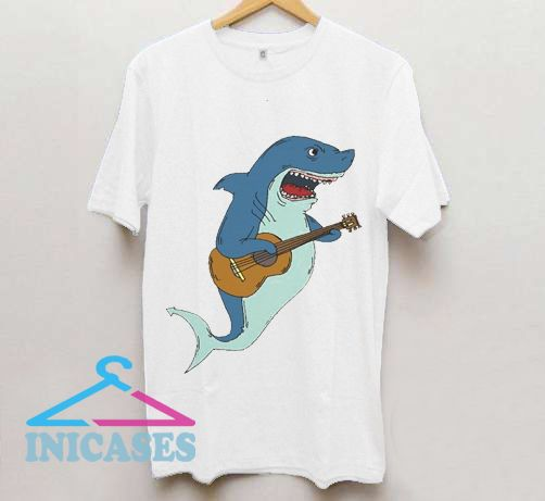 Guitar Shark T shirt