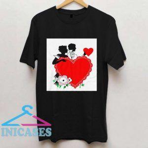 Love Valentine T Shirt