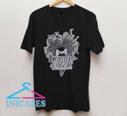 Medusa Graphic Tee T Shirt