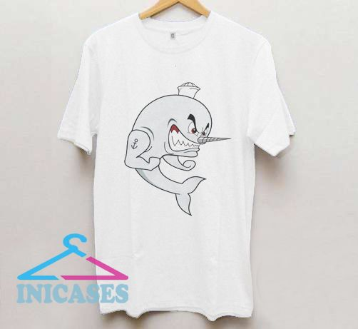 Narwhall T Shirt