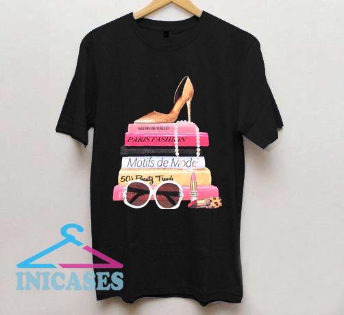Paris fashion T shirt