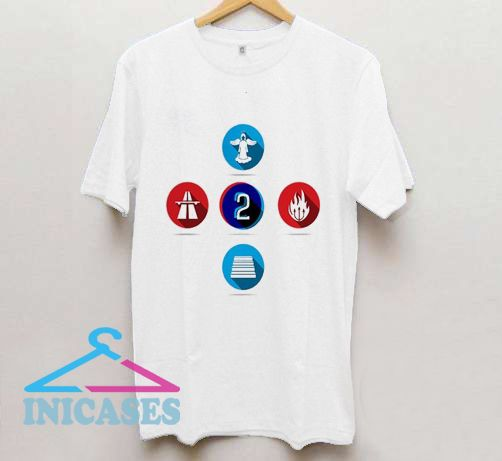 Rock Song Title T shirt