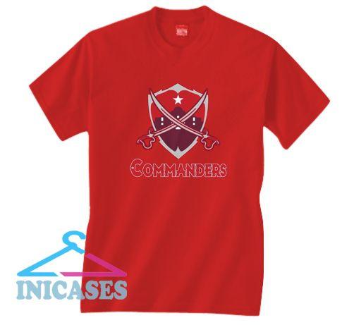 San Antonio Commanders T Shirt