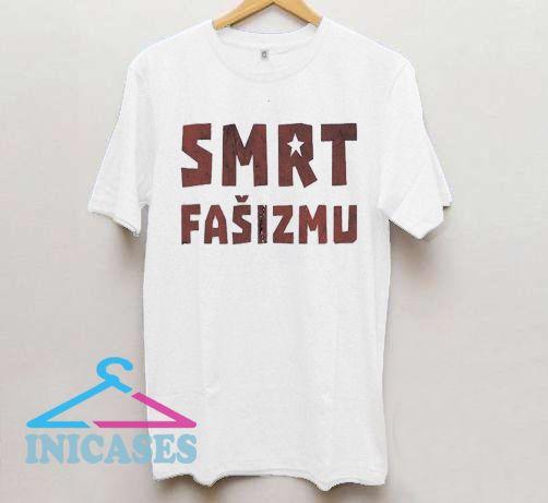 Stop Fascism T shirt