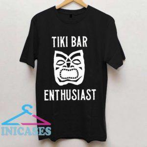 Tiki Bar Enthusiast T Shirt