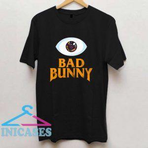Bad Bunny Eye T Shirt