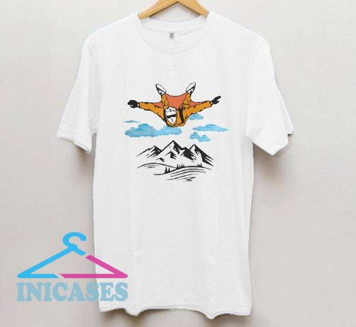 Base Jumping T Shirt